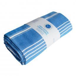 OCEAN BLUE TURKISH TOWEL