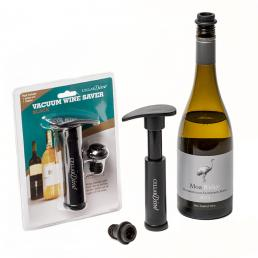 VACUUM WINE SAVER BLISTER PACK