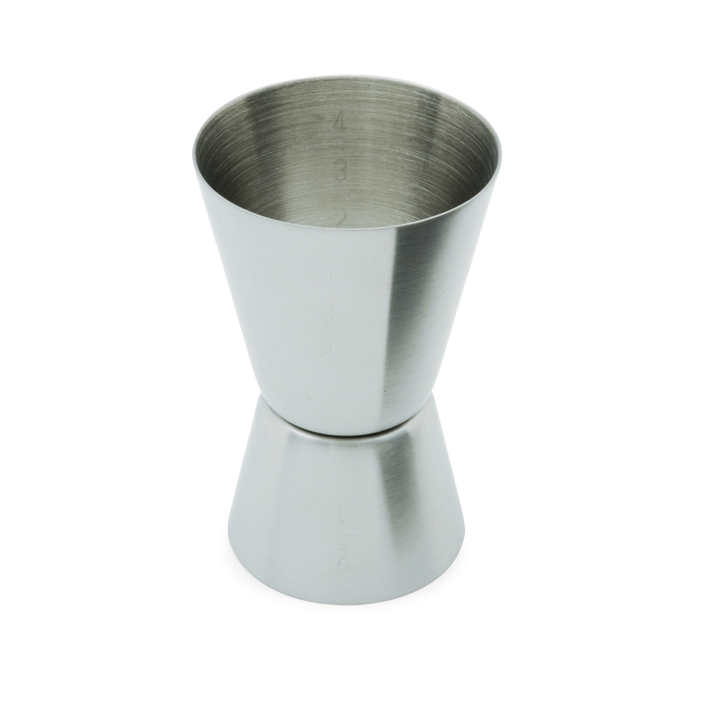 STAINLESS STEEL DOUBLE JIGGER