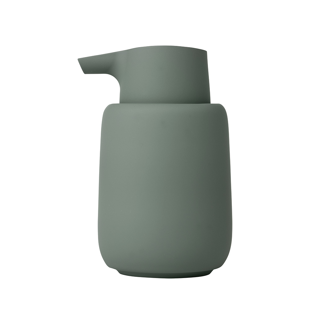 SOAP DISPENSER -SONO- AGAVE GREEN