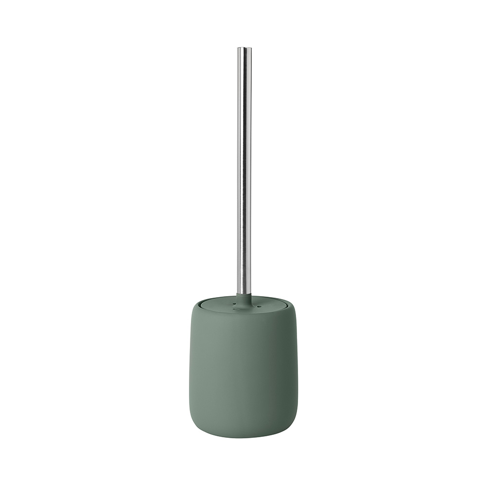 TOILET BRUSH -SONO- AGAVE GREEN