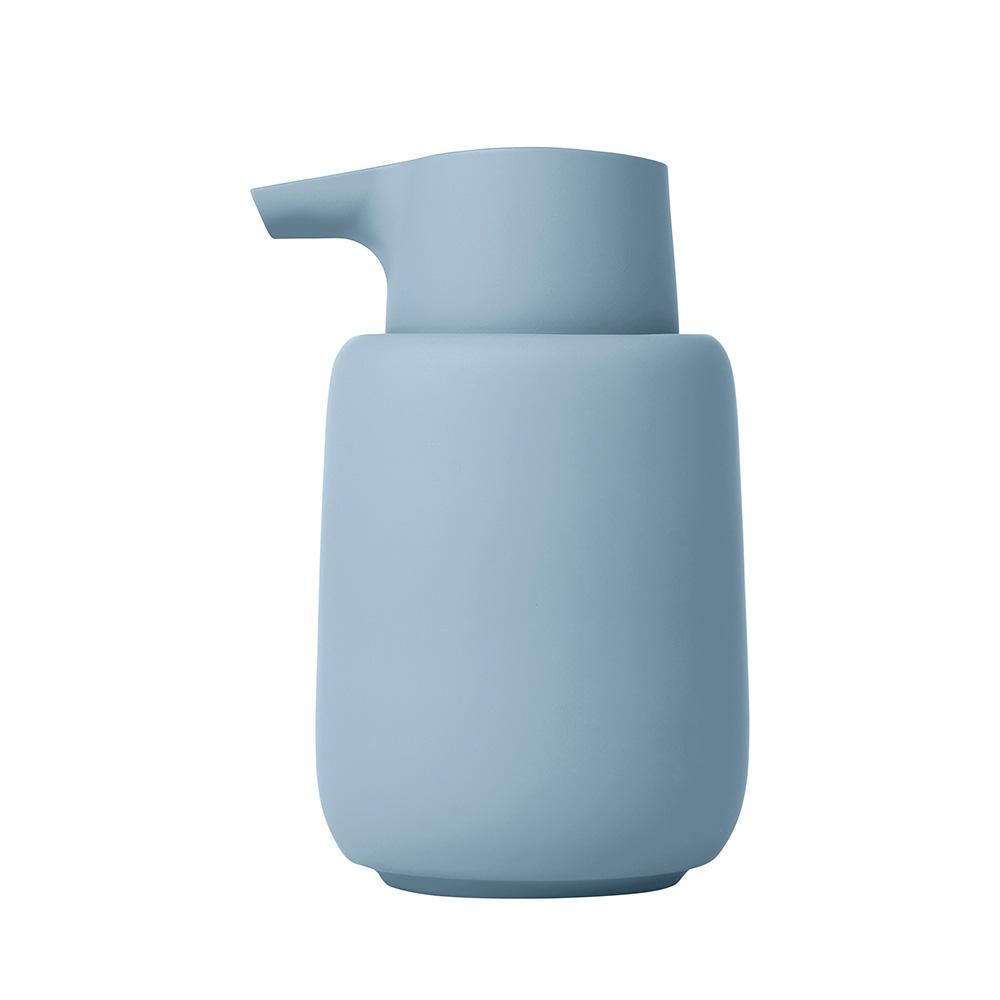 SOAP DISPENSER -SONO- ASHLEY BLUE