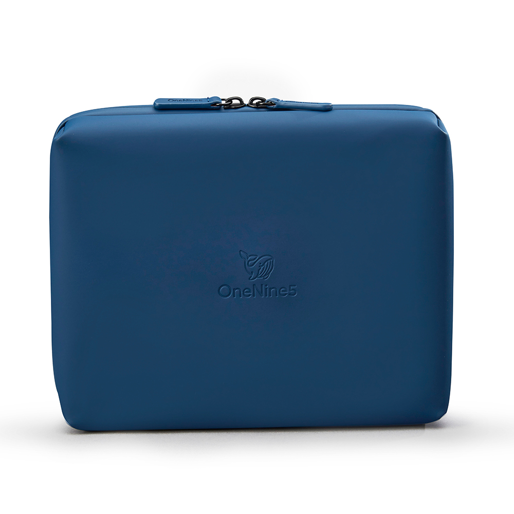Eco-Conscious Wash Bag - Havelock Blue
