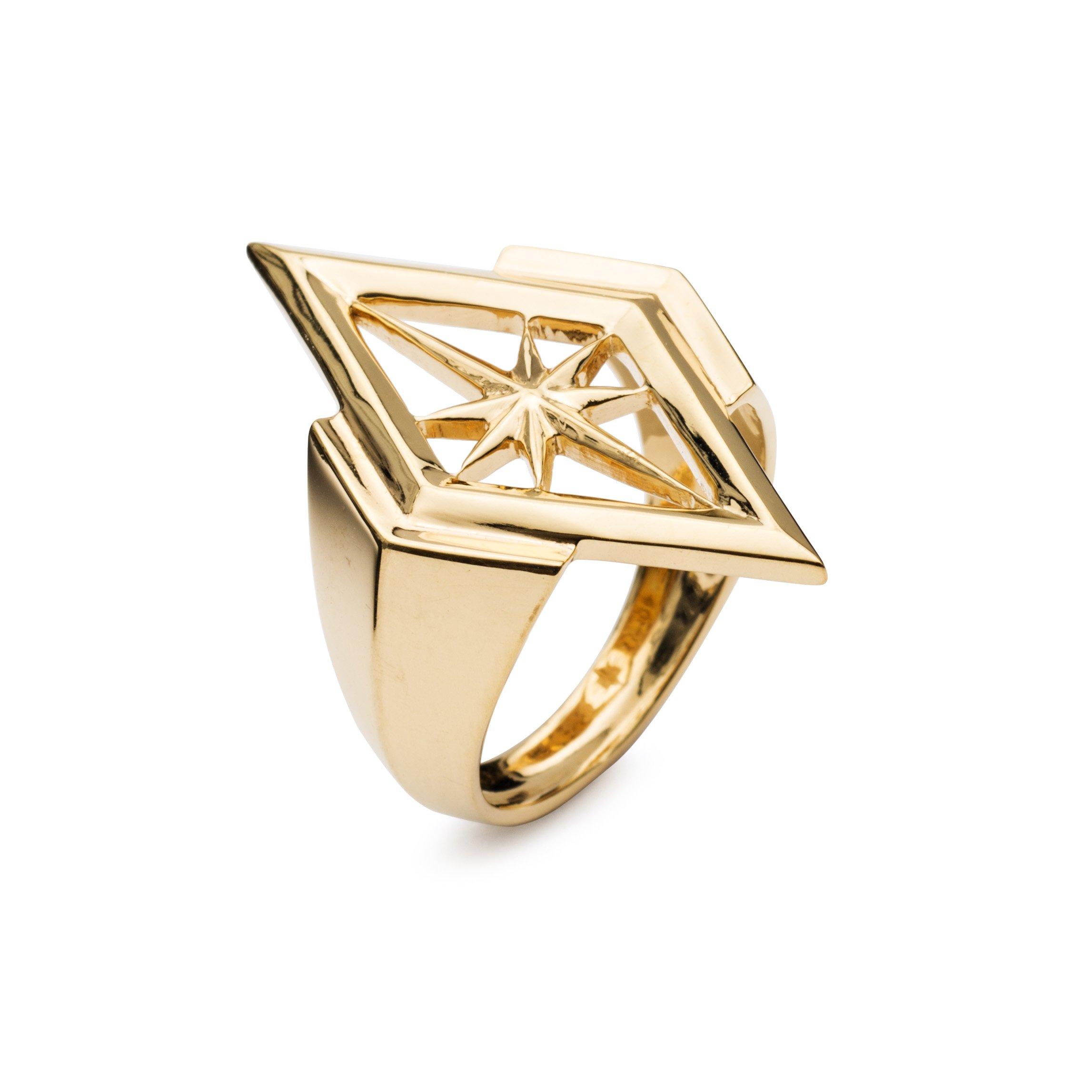 NOVA STAR RING - GOLD
