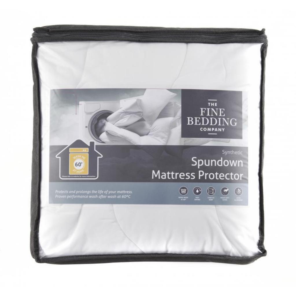 Spundown Mattress Protector Double