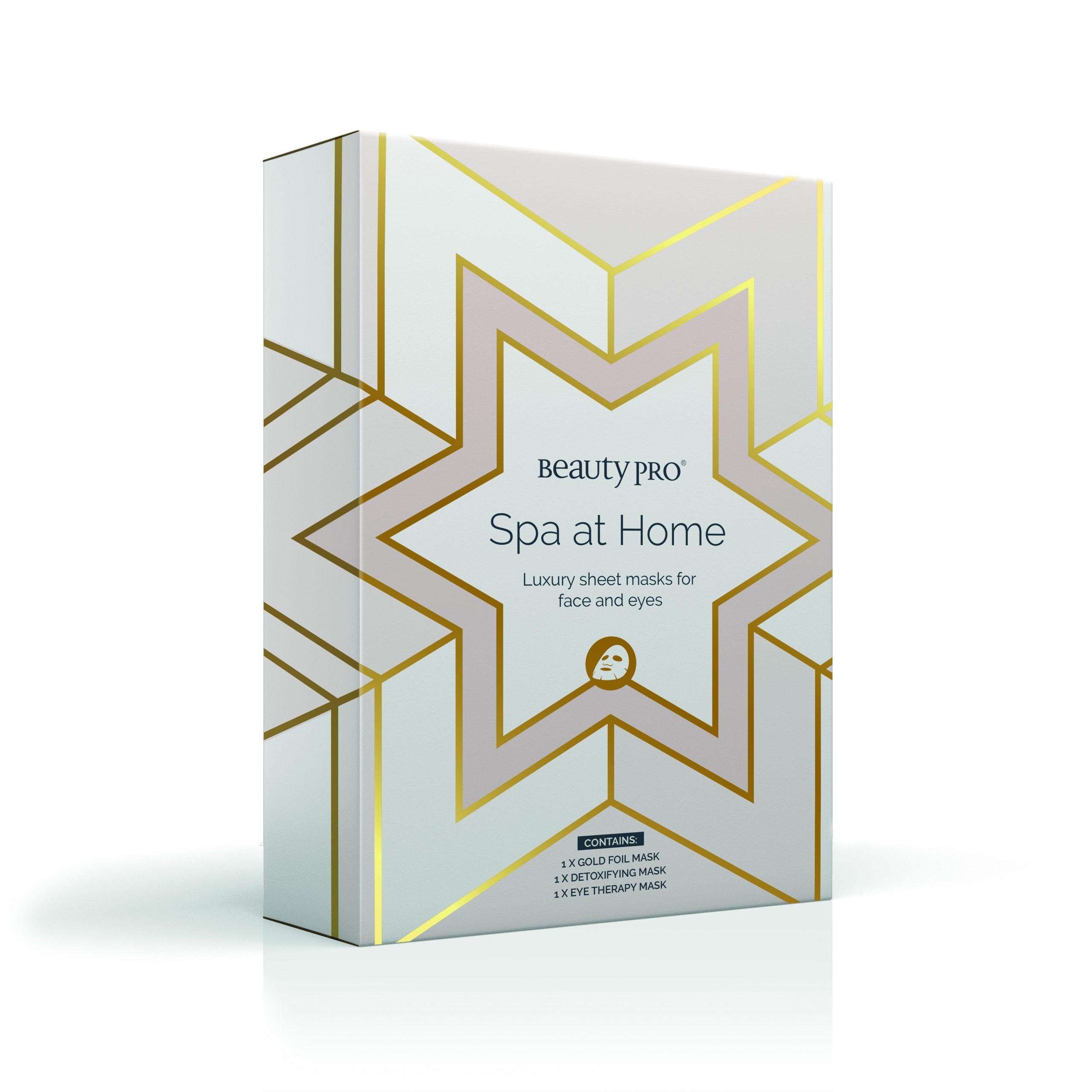 Spa at Home Gift Set