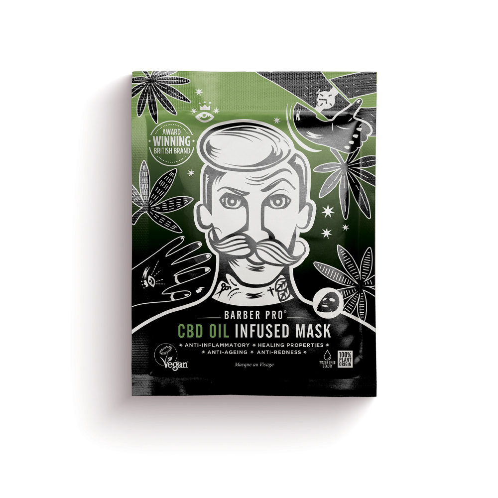 CBD Oil Infused Mask 22ml