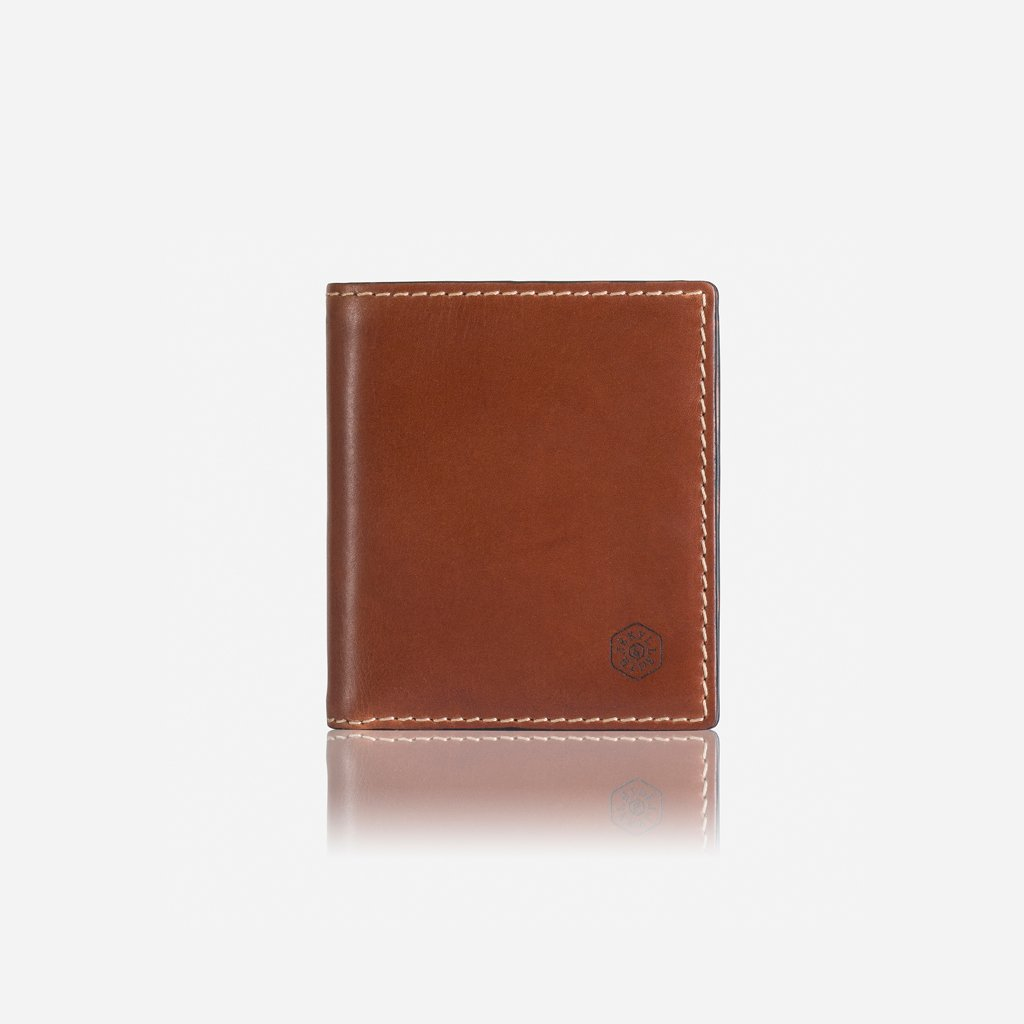 Texas Slim Wallet with Coin Pouch - Clay