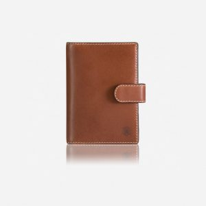 Texas Passport Wallet and Organiser - Clay