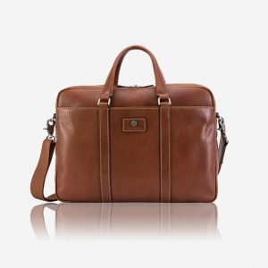 "Montana Slim 15"" Laptop Briefcase - Colt"