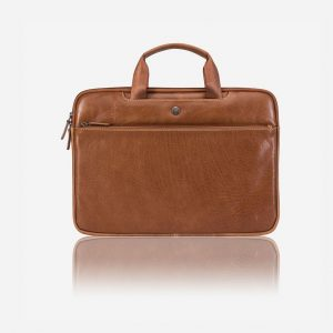 "New York 15"" Laptop Cover - Tan"
