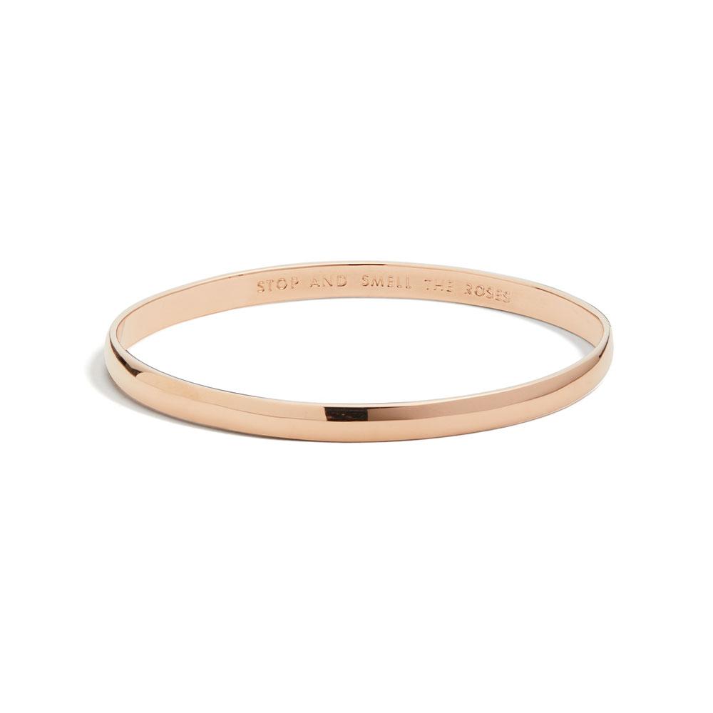 IDIOM SOLID BANGLE - ROSE GOLD
