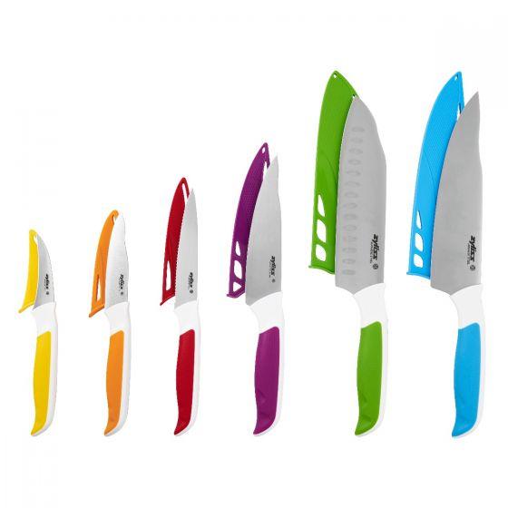 6-PIECE KNIFE SET