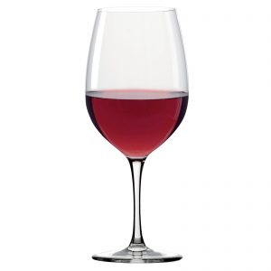 Set of 6 Red Wine Glasses