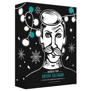 Advent Calendar 12 Days of Grooming Essentials
