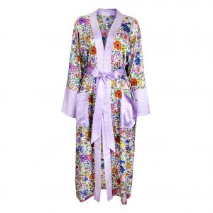 """Long Robe / ''Paint By Flora"""""""