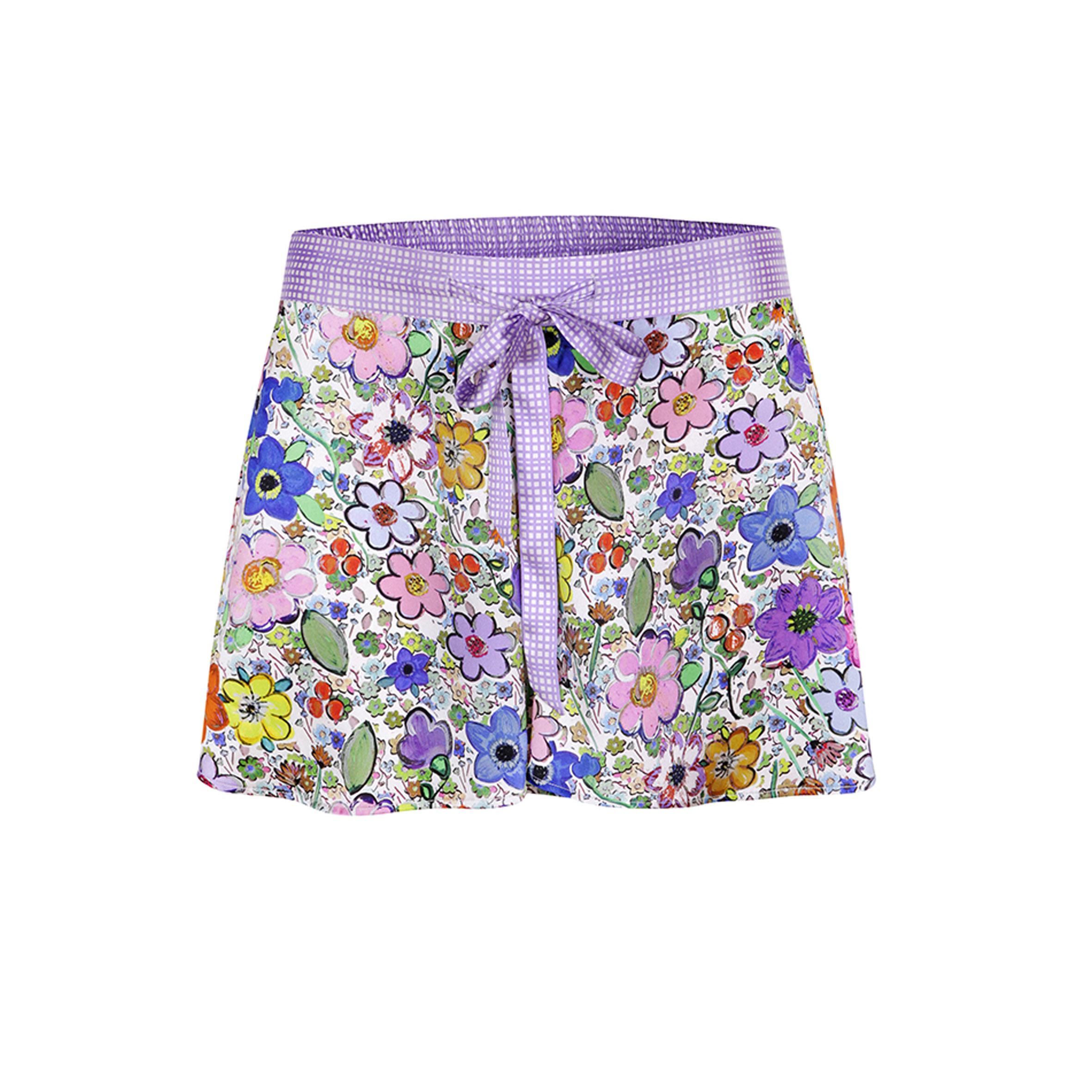Pyjama Shorts / ''Paint By Flora''
