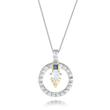 THEA STERLING SILVER NECKLACE