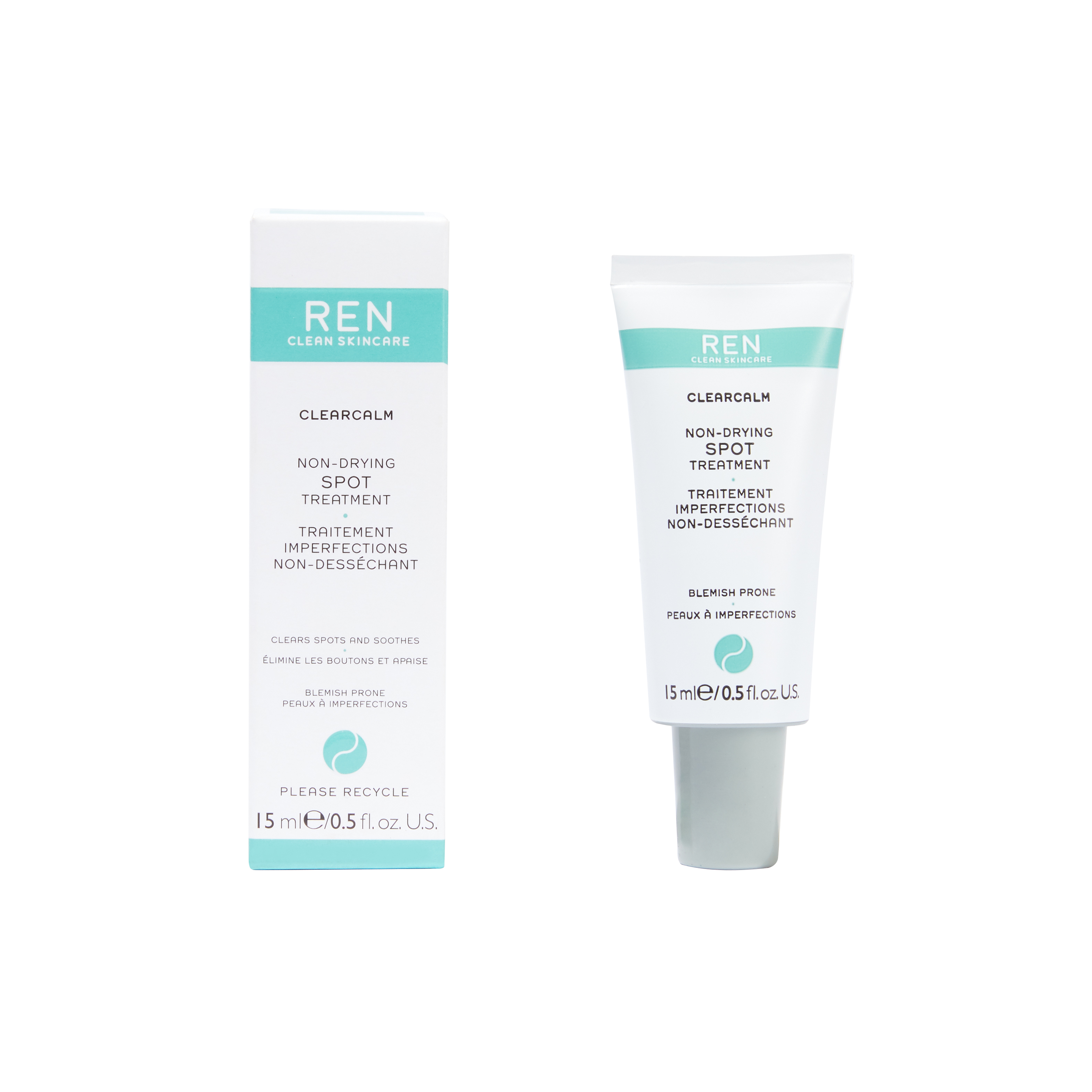 CLEARCALM NON DRYING SPOT TREATMENT
