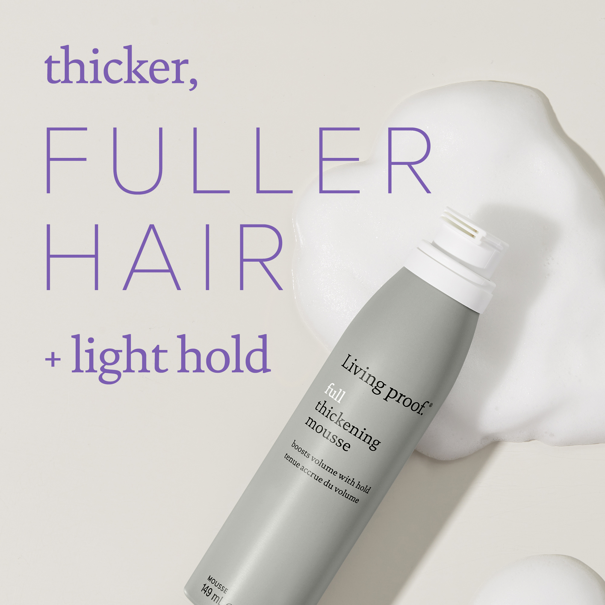 FULL THICK MOUSSE