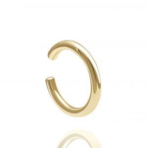 BASIC EAR CUFF GOLD