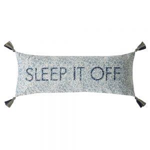SLEEP IT OFF TWILIGHT CUSHION 30 x 80