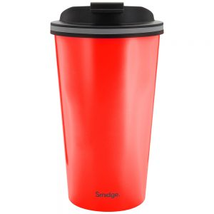 TRAVEL CUP 335ml - CORAL