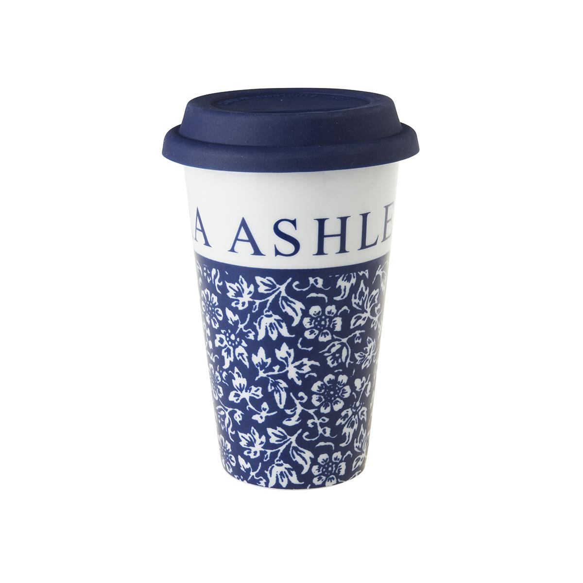 SWEET ALLYSUM CERAMIC COFFEE CUP