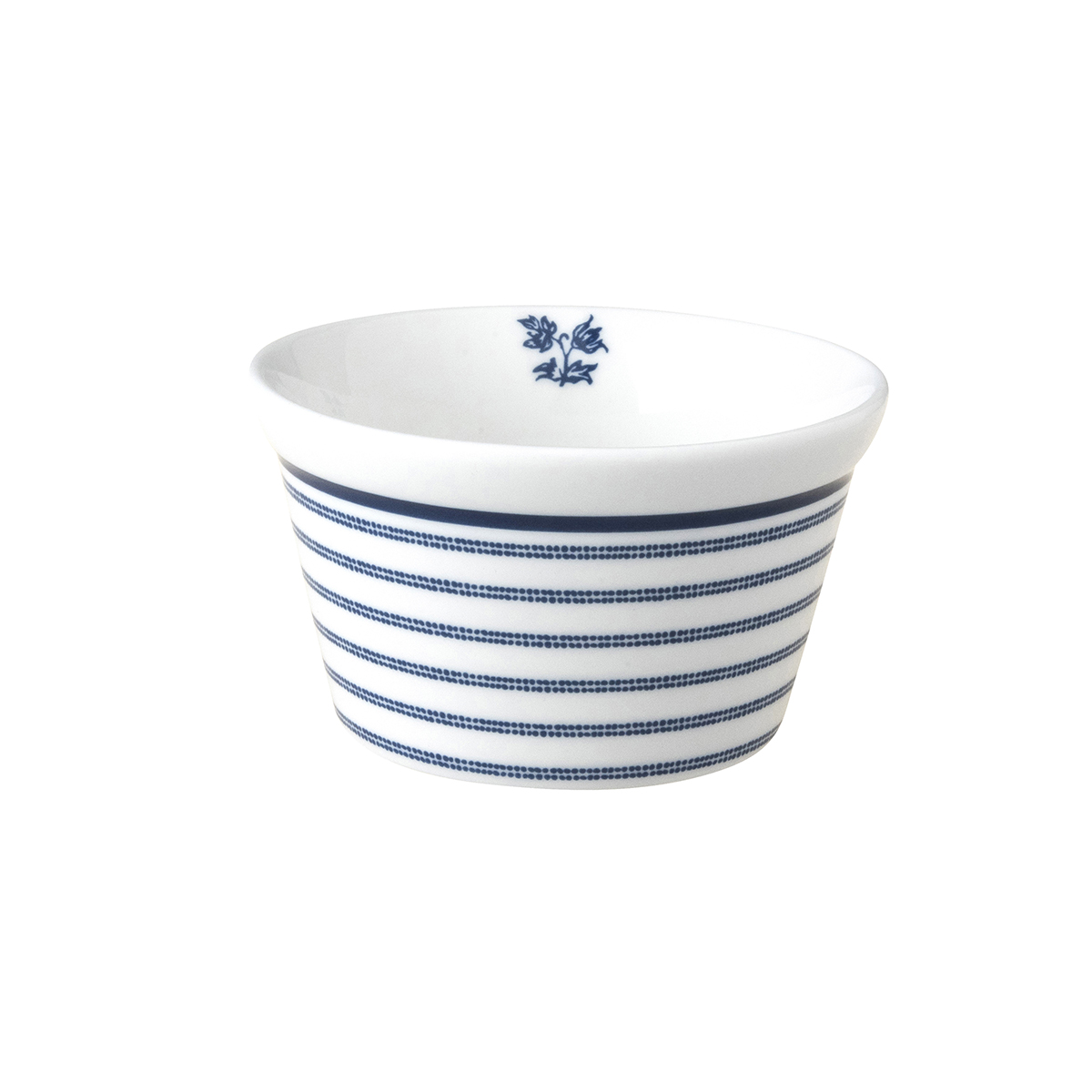 CANDY STRIPE RAMEKIN