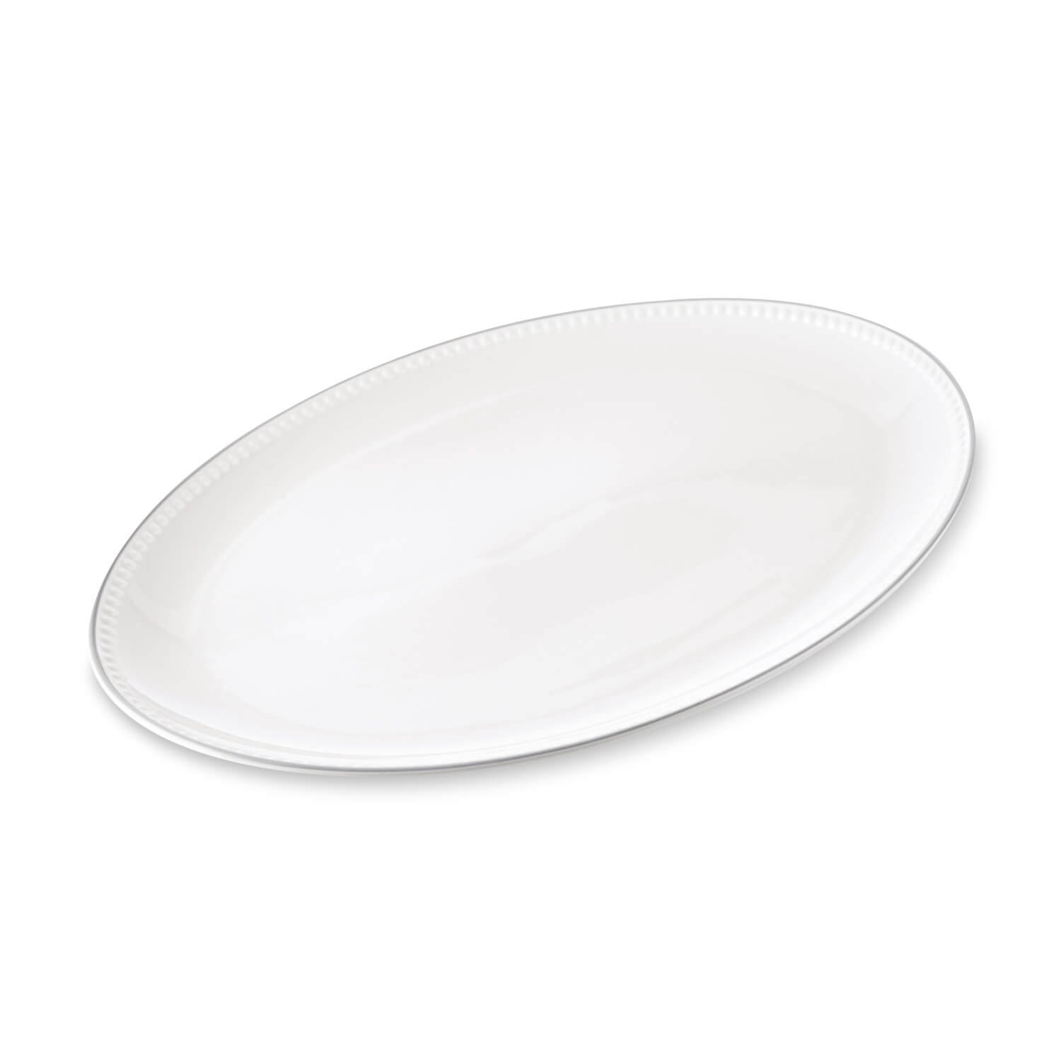 SIGNATURE COLLECTION LARGE OVAL PLATTER 43.5cm