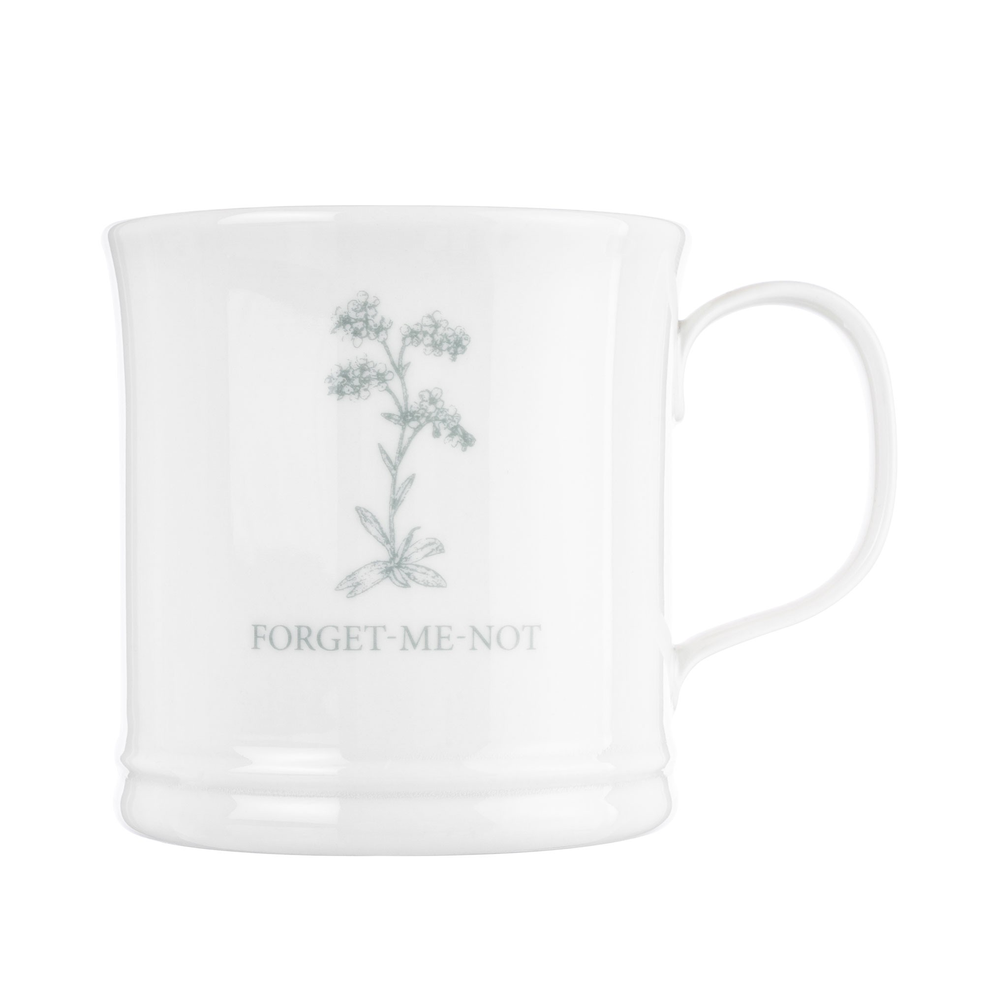 GARDEN COLLECTION FORGET ME NOT MUG