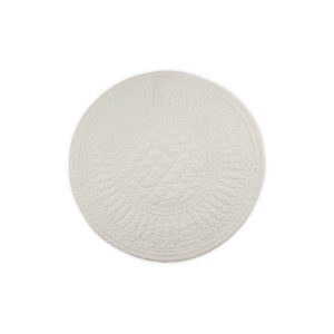 SIGNATURE COLLECTION IVORY COTTON PLACEMAT