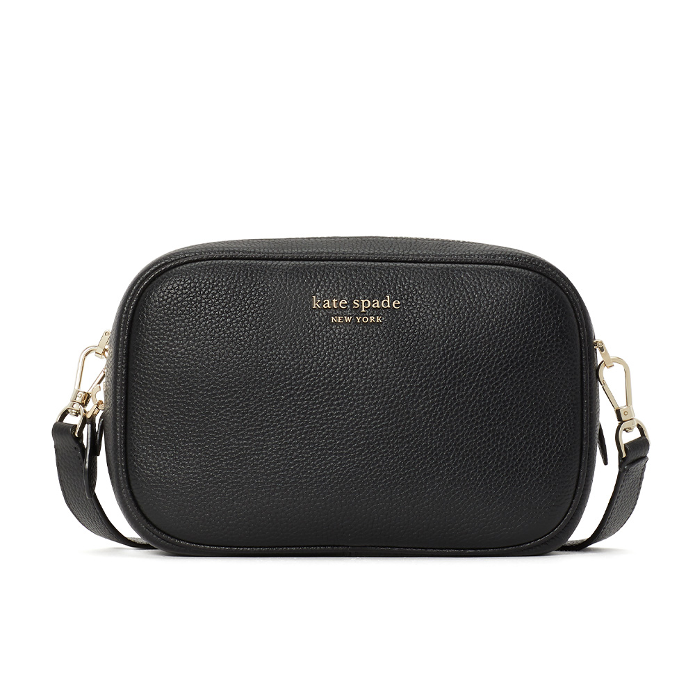 ASTRID MEDIUM CAMERA BAG BLACK