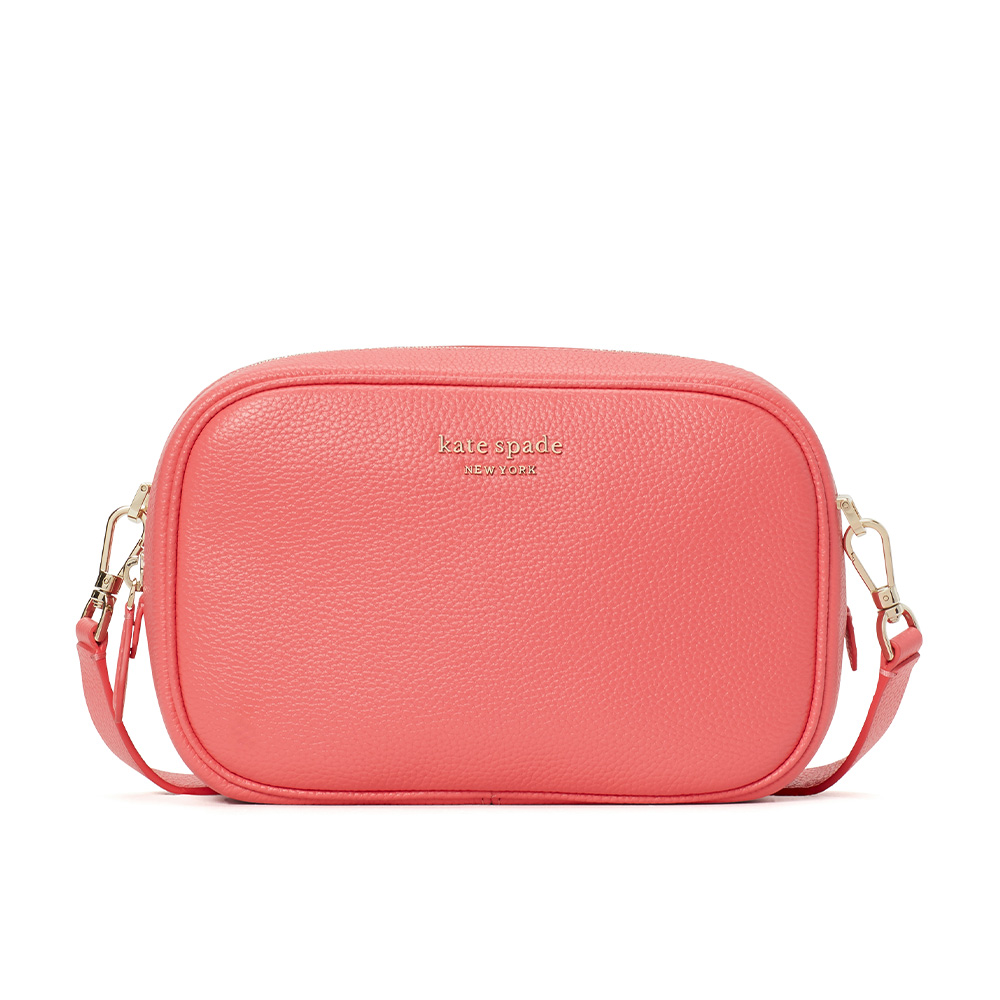 ASTRID MEDIUM CAMERA BAG PEACH MELBA