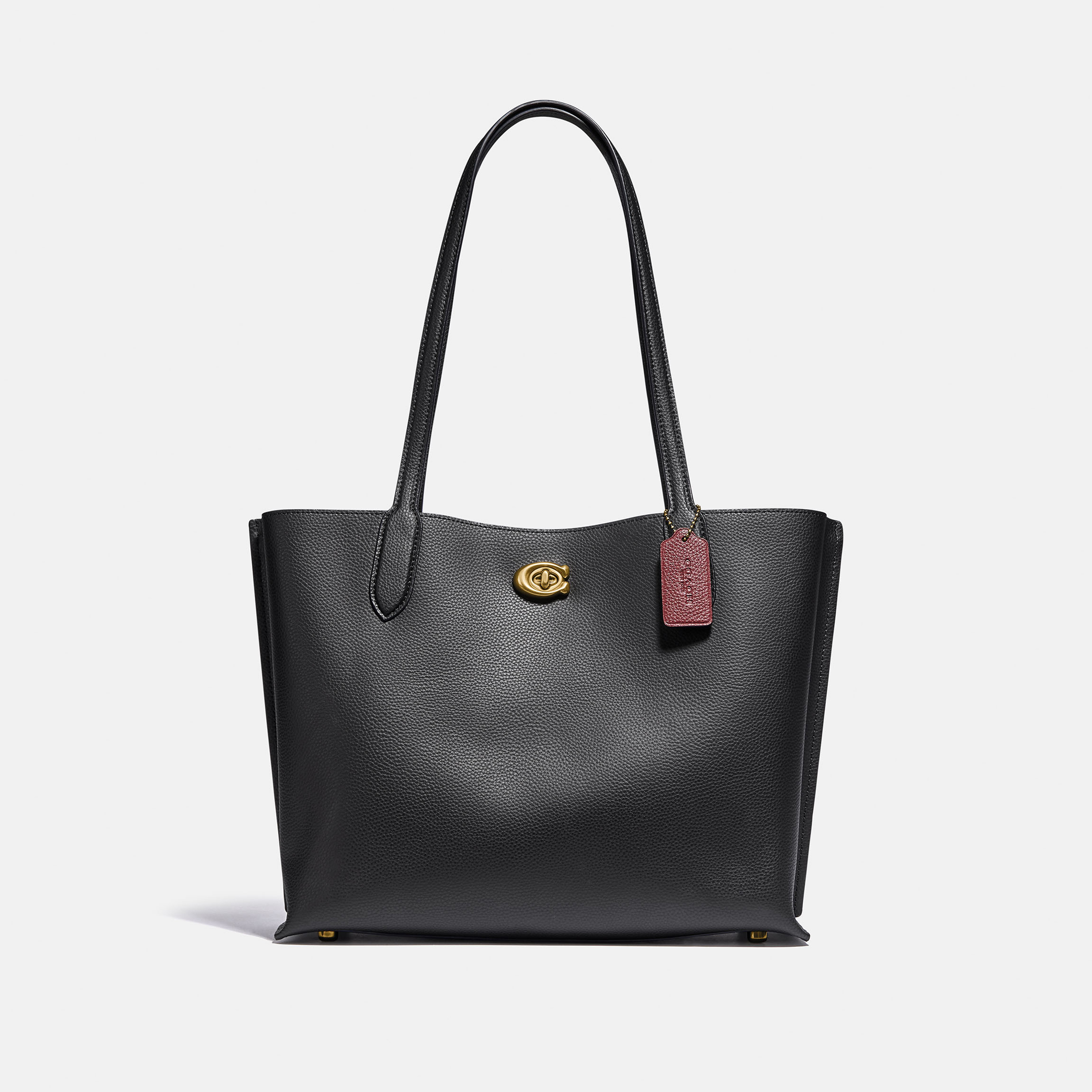 WILLOW TOTE BLACK
