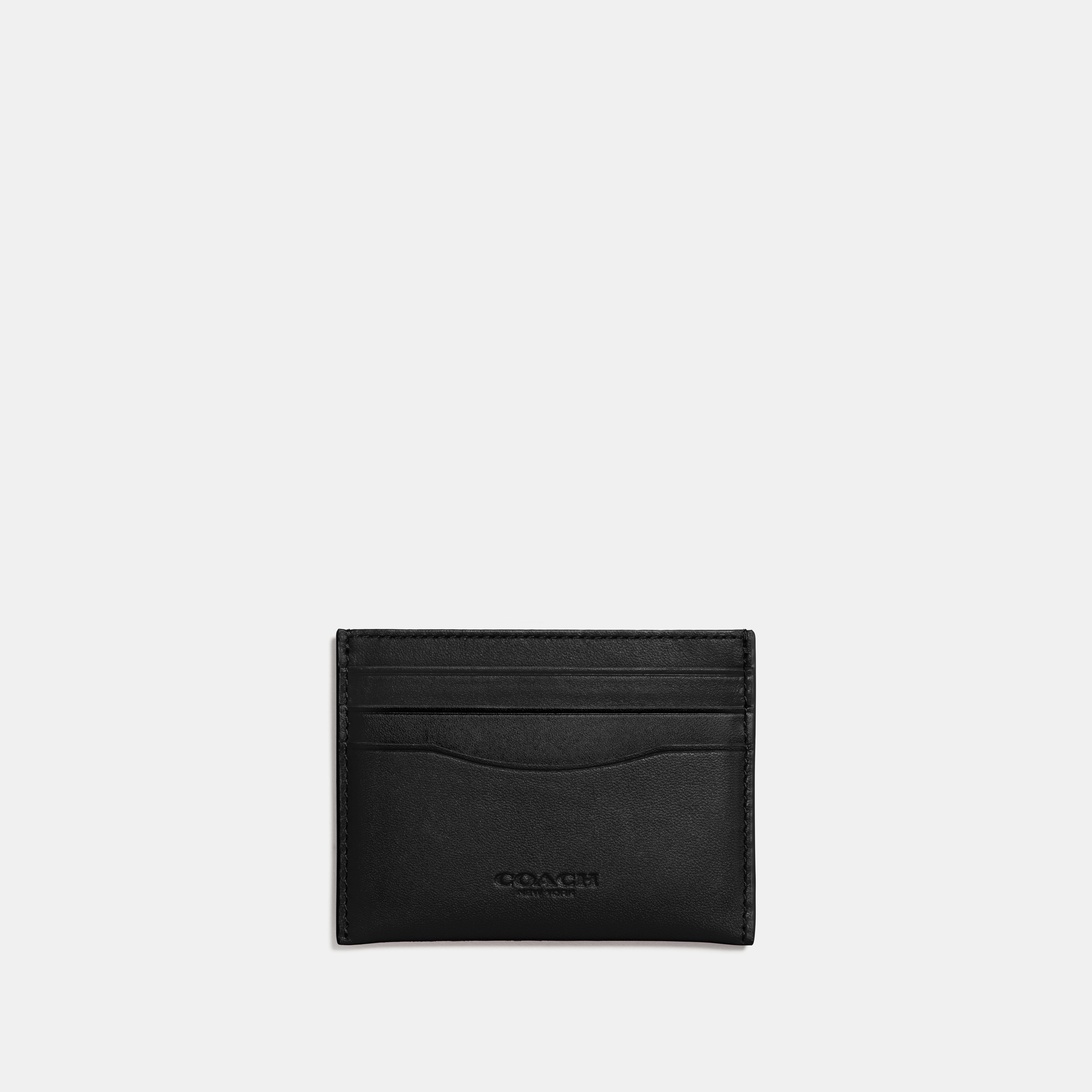 CARD CASE BLACK