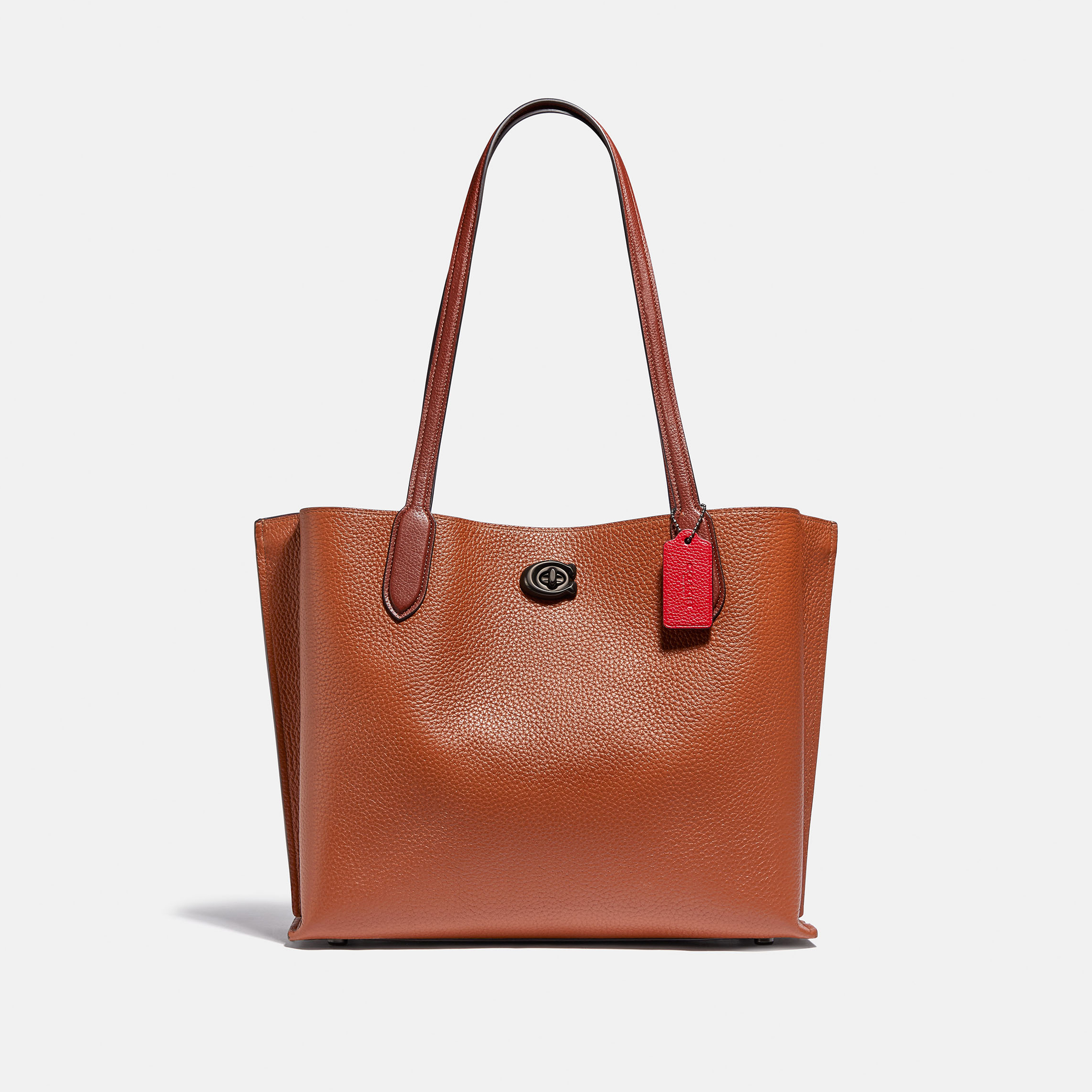 WILLOW TOTE SADDLE
