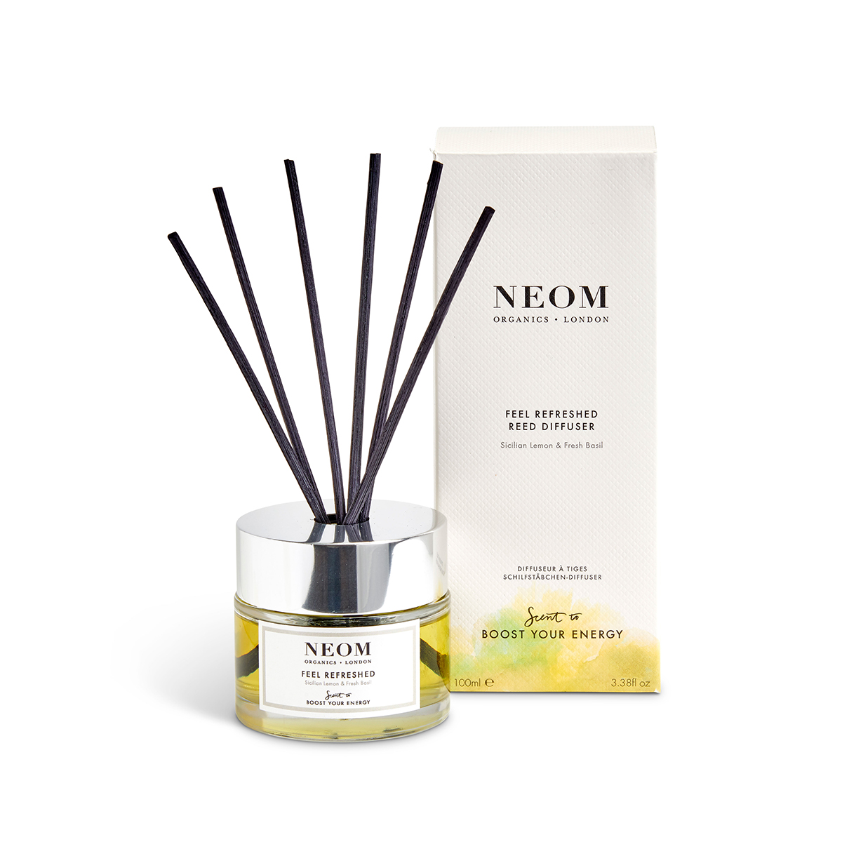 FEEL REFRESHED REED DIFFUSER 100ML