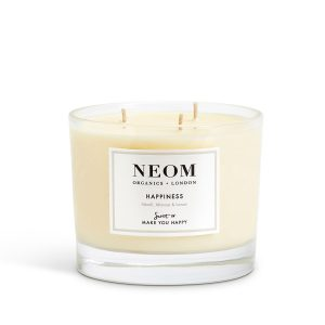 HAPPINESS SCENTED CANDLE (3 WICK)