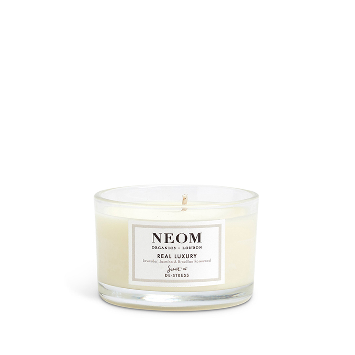REAL LUXURY SCENTED CANDLE TRAVEL SIZE