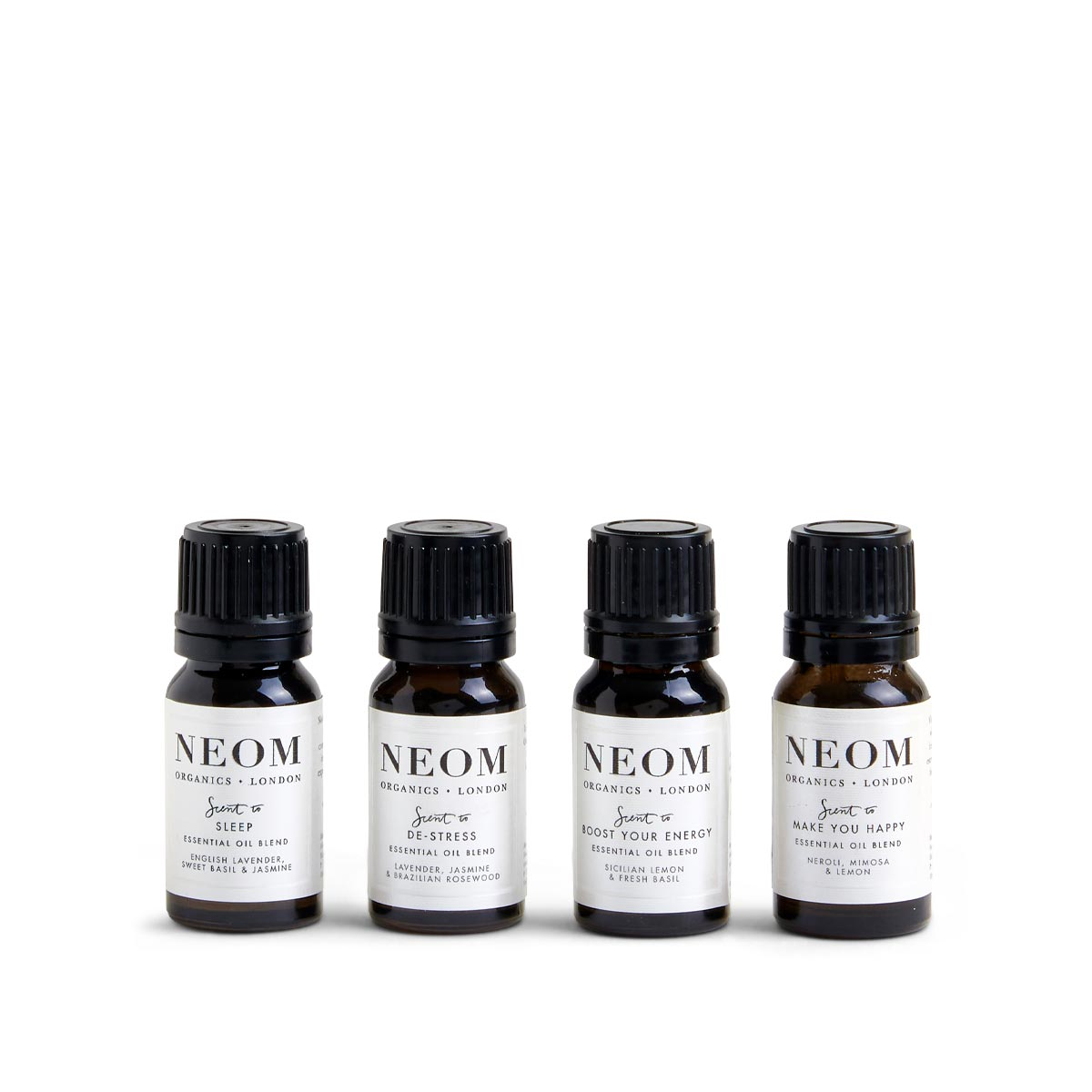 WELLBEING ESSENTIAL OIL BLENDS COLLECTION