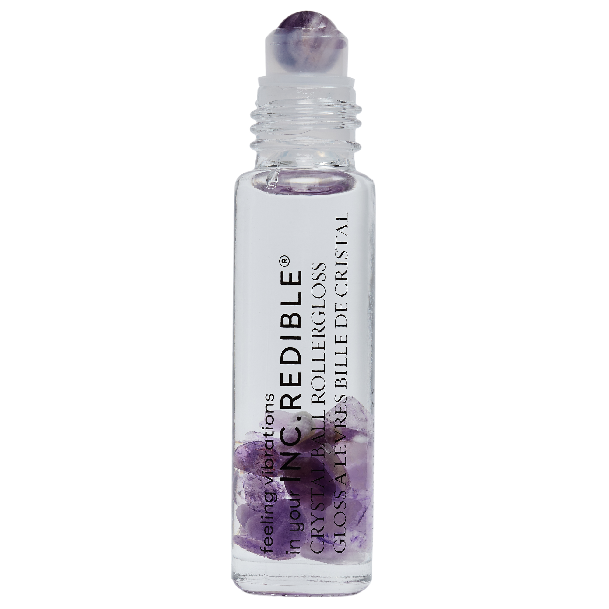 HEAL YOURSELF CRYSTAL ROLLERBALL LIPGLOSS