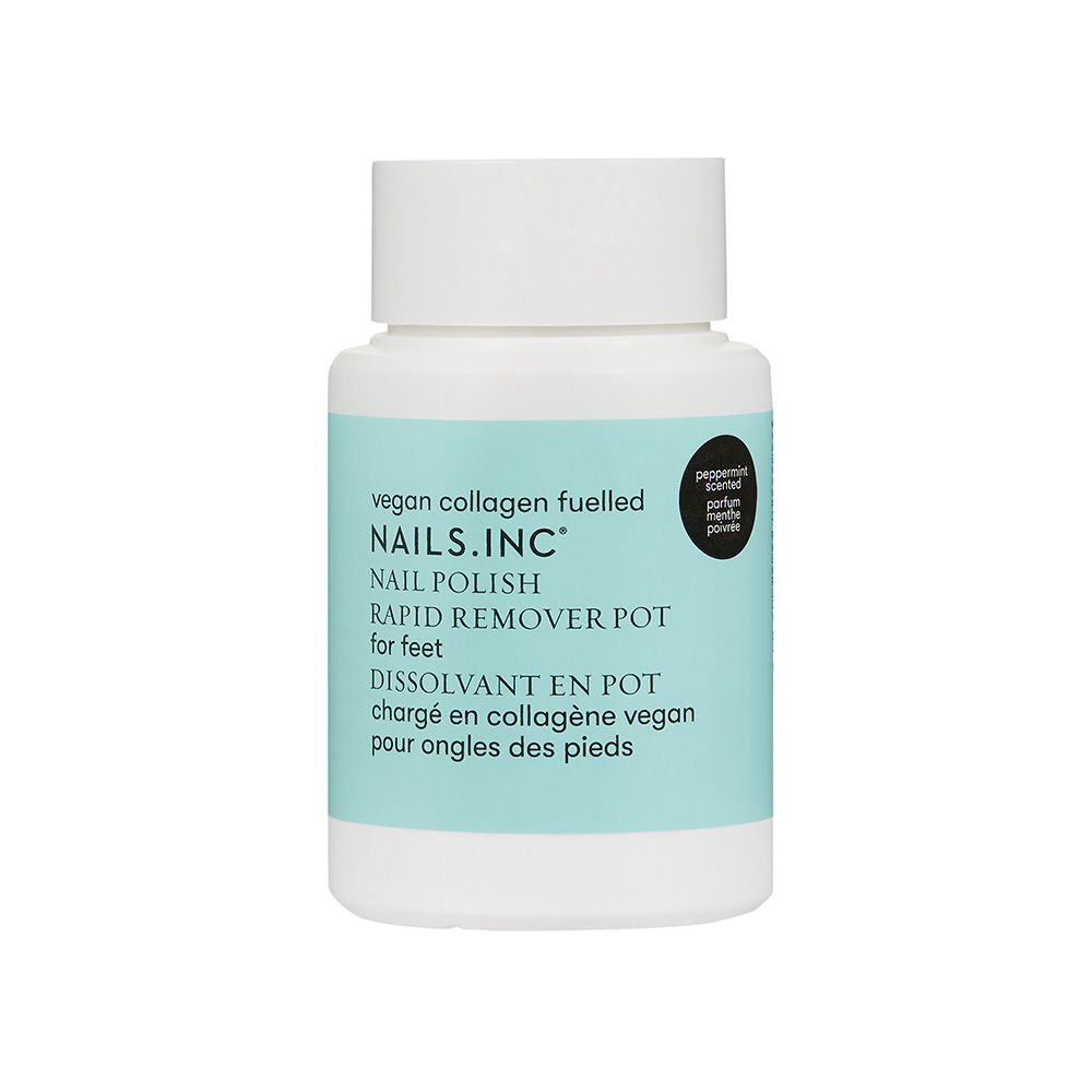 NAIL POLISH REMOVER POT FOR HANDS & FEET