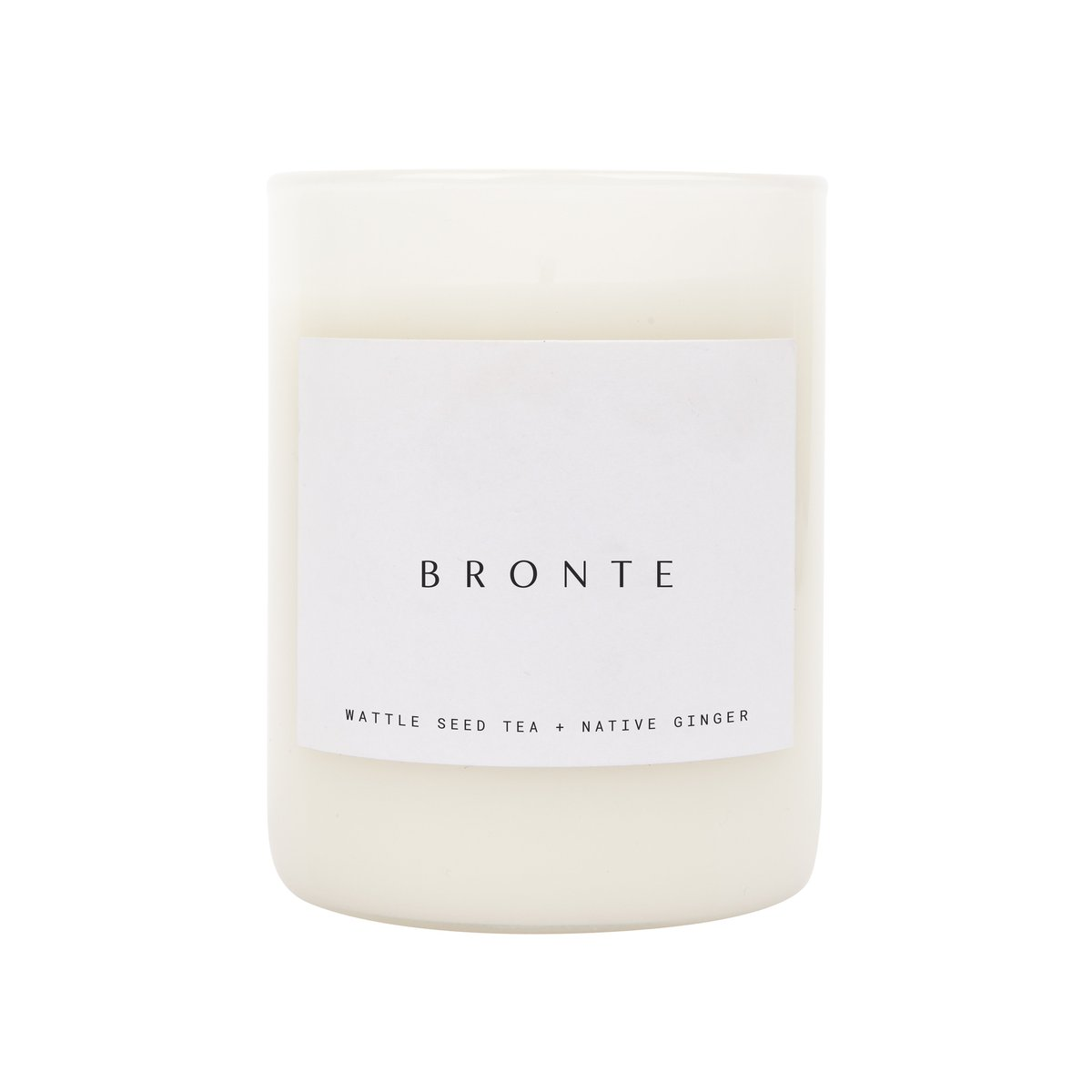 SCENTED CANDLE - BRONTE
