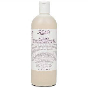 LAVENDER FOAMING-RELAXING BATH WITH SEA SALTS AND ALOE 500ML