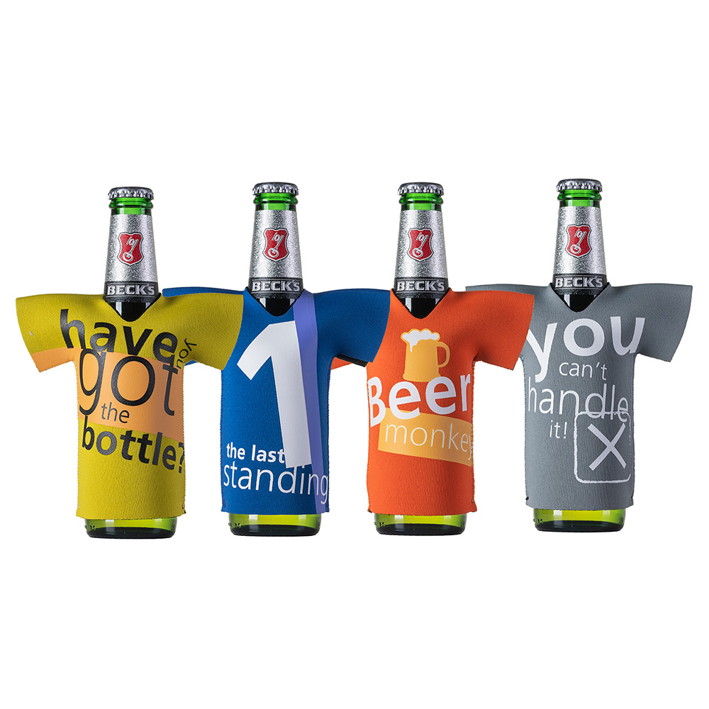 BEER CHILLERS SET OF 4