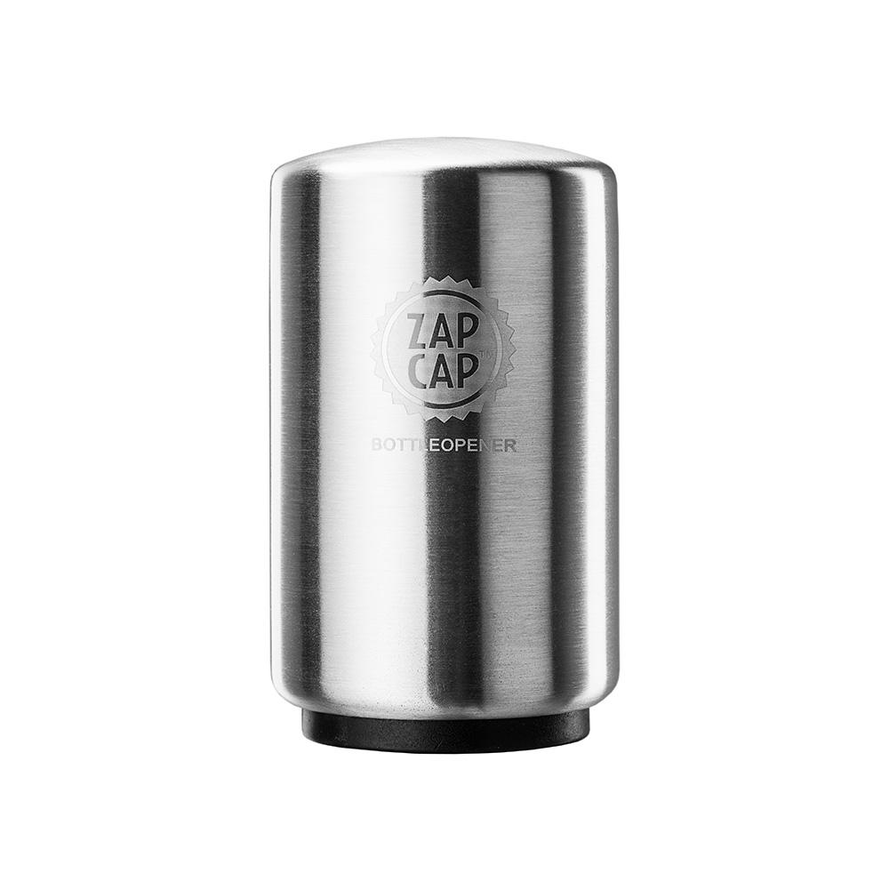 ZAP CAP PREMIUM BOTTLE OPENER - STAINLESS STEEL