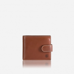 LARGE BIFOLD WALLET - CLAY
