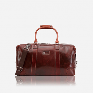 LARGE CABIN HOLDALL - TOBACCO