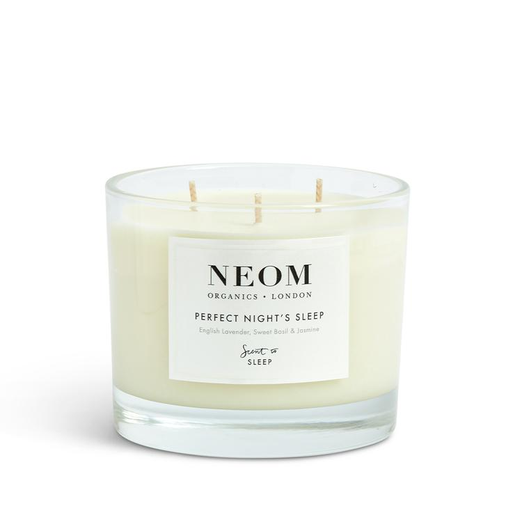 PERFECT NIGHT SLEEP SCENTED CANDLE (3 WICK)